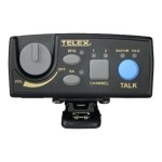 RTS TR-80N - Intercom beltpack - black