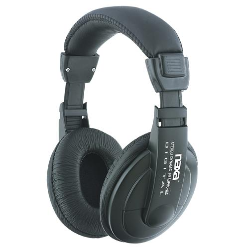 Naxa Electronics NAXA NE916 SUPER BASS DIGITAL HEADPHONE