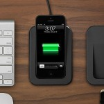 Bluelounge Design Saidoka Lightning Dock Charger - Black SK-BL-L