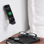 Bluelounge Design MiniDock Lightning for iPhone and iPod - Black MD-US-L
