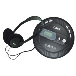Naxa Electronics NAXA NPC330 SLIM PERSONAL MP3/CD PLAYER NPC330