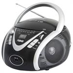 NAXA NPB246 PORTABLE CD/MP3 PLAYER WITH