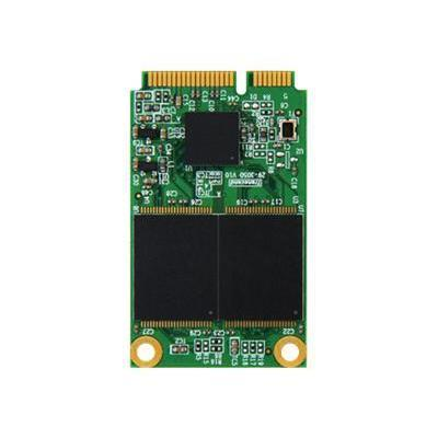 Transcend mSATA - solid state drive - 4 GB - PCI Express Mini Card (TS4GMSA500)