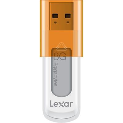 Lexar MediaJumpDrive S50 8GB USB Flash Drive(LJDS50-8GBASBNA2)