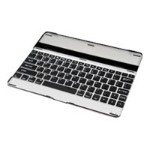 Syba Multimedia Keyboard - Bluetooth - silver CL-KBD23025
