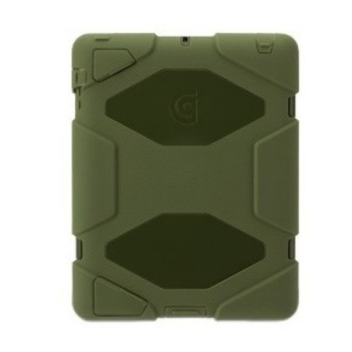 Griffin SURVIVOR FOR IPAD2/NEW IPAD-OLIVE GREEN