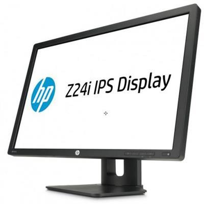 HPZ Display Z24i 24-inch IPS LED Backlit Monitor - Black(D7P53A4#ABA)