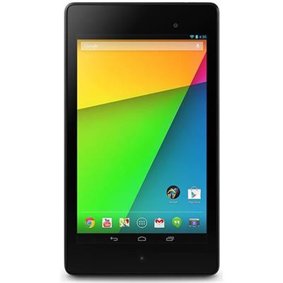 ASUS New Google Nexus 7 Tablet 32GB with Wi-Fi - Black - Now thinner, lighter, faster and features the world's sharpest 7