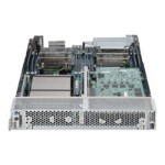 Supermicro SuperBlade SBI-7127RG-E - Server - blade - 2-way - RAM 0 MB - no HDD - G200eW - GigE, InfiniBand - monitor: none