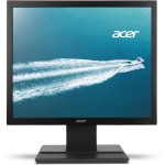 "V176L bd - LED monitor - 17"" - 1280 x 1024 - 250 cd/m² - 5 ms - DVI, VGA - black"
