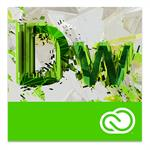 Dreamweaver CC - Multiple Platforms - Multi NorthAmerican Language - Licensing Subscription - Monthly - 1 User