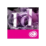 InDesign CC - Multiple Platforms - Multi NorthAmerican Language - Licensing Subscription - Monthly - 1 User