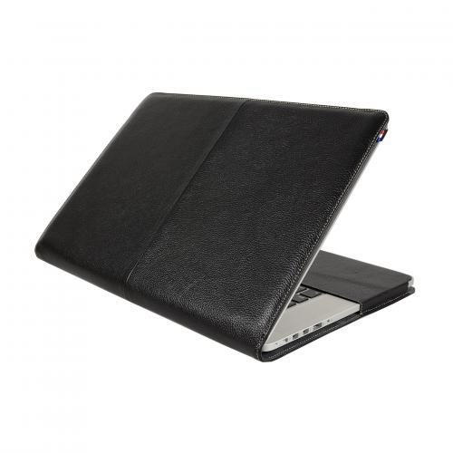 "DECODED Slim Cover for Macbook Pro Retina 15"" - Black"