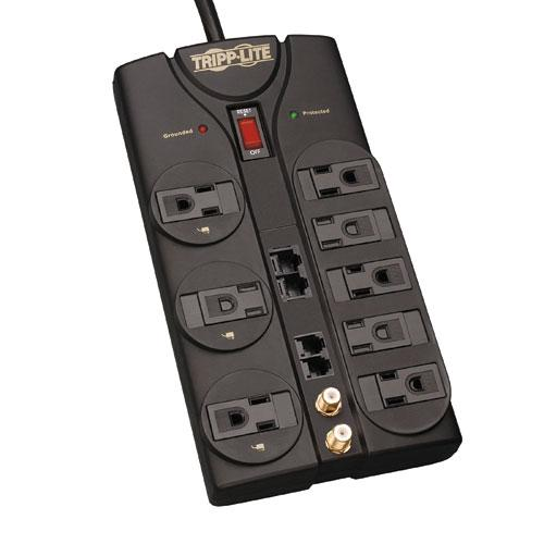 TrippLite TLP810NET Surge Suppressor