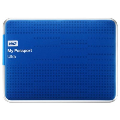 1TB My Passport Ultra - Blue