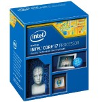 Intel Core i7 4771 - 3.5 GHz - 4 cores - 8 threads - 8 MB cache - LGA1150 Socket - Box BX80646I74771