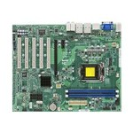 Super Micro SUPERMICRO C7H61-L - Motherboard - ATX - LGA1155 Socket - H61 - 2 x Gigabit LAN - onboard graphics (CPU required) - HD Audio (8-channel) MBD-C7H61-L-O