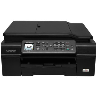 Brother Compact Inkjet All-in-One with Duplex Printing (MFC-J450DW)