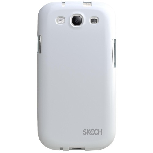 SKECH GROOVE FOR GALAXY S3 - WHITE