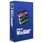 winRAR Archiver - 1 Users - Electronic Delivery W65 01201A01D