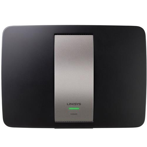 Linksys EA6400 - wireless router - 802.11 a/b/g/n/ac - desktop, wall-mountable