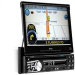 Boss Audio Systems BV 9980NV - Navigation system - display - 7 in - in-dash unit - Full-DIN - 85 Watts x 4 BV9980NV