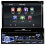 Boss Audio Systems BV 9973 - DVD receiver - display - 7 in - touch screen - in-dash unit - Full-DIN - 85 Watts x 4 BV9973