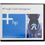 HP Insight Control for BladeSystem including 1-year 24x7 Support Enclosure 16 Server FIO License