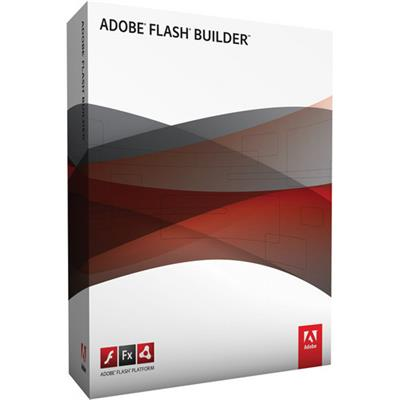 AdobeFLASH BUILDER STANDARD(65208663-ESD)