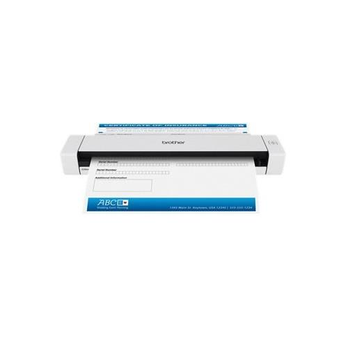 Macmall brother dsmobile 620 mobile color page scanner for Brother ds 620 mobile color page scanner review