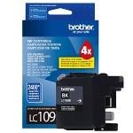 LC109BK - Super High Yield - black - original - ink cartridge - for  MFC-J6520DW, MFC-J6720DW, MFC-J6920DW