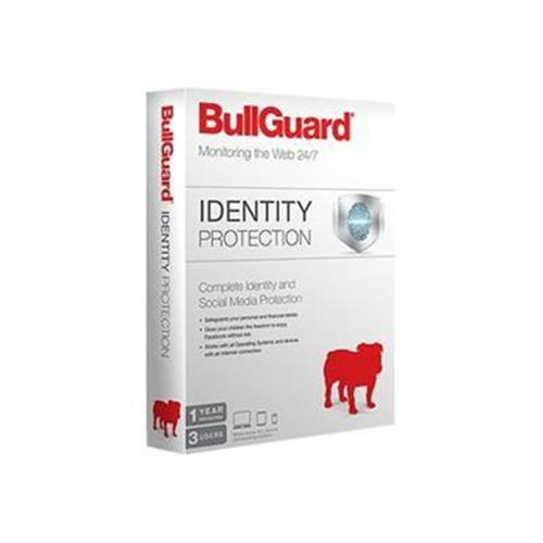 BullGuard Identity Protection - box pack ( 1 year )