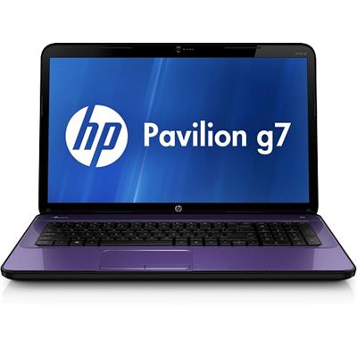 HP Pavilion g7-2298nr AMD Dual-Core A6-4400M 2.70GHz Notebook PC - 8GB RAM, 1TB HDD, 17.3