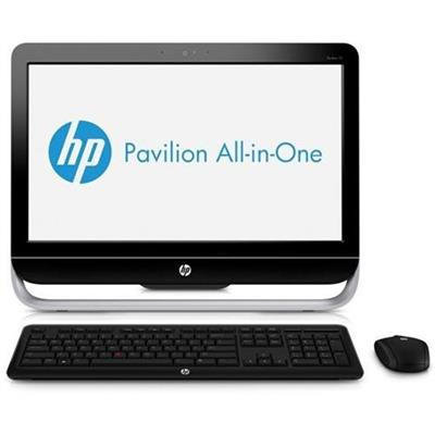 HP Pavilion 23-b034 AMD Dual-Core A6-5400K 3.60GHz All-in-One PC - 6GB RAM, 1TB HDD, 23