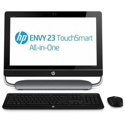 HP ENVY 23-d027c Intel Core i5-3330S Quad-Core 2.70GHz TouchSmart All-in-One Desktop PC - 8GB RAM, 1TB HDD, 23