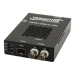 Stand-Alone - Media converter - BNC / SC single-mode - up to 12.4 miles - DS-3/E-3/STS-1 - 1310 nm