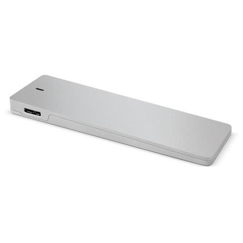 Other World Computing Envoy USB 2.0/3.0 Enclosure for data transfer/continued external use of Apple MacBook Air 2012 SSD