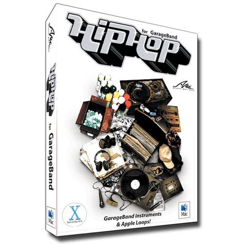 AMG Hip Hop for GarageBand Mac (Electronic Software Download Version)