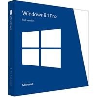 Microsoft Windows 8.1 Pro - License - 1 PC - OEM - DVD - 64-bit - English FQC-06950