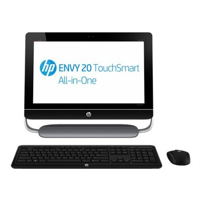 HP ENVY 20-d117c TouchSmart Intel Core i3-3220 Dual-Core 3.30GHz All-in-One Desktop PC - 4GB RAM, 1TB HDD, 20