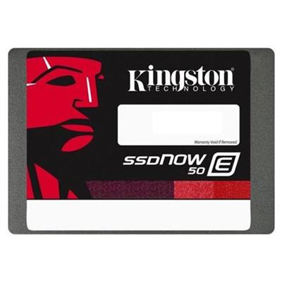 Kingston Digital 480GB SSDNOW E50 SSD SATA 3 2.5 (SE50S37/480G)