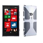 CandyShell Grip for Nokia Lumia 920 - White/Black