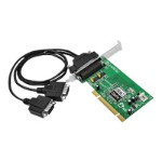 DP CyberSerial 2S PCI - Serial adapter - PCI low profile - RS-232 x 2