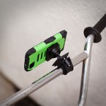 BIKE/RAIL MOUNT FOR SMARTPHONE