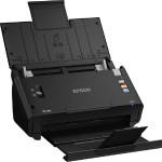 Epson WorkForce DS-510 Color, Double Sided, Document Scanner - Creates Searchable PDFs, Scans to Cloud, 2014 Award Winner for Business Workgroup Scanner B11B209201