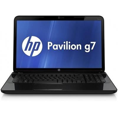 HP Pavilion g7-2317cl AMD Quad-Core A8-4500M 1.90GHz Notebook PC - 4GB RAM, 640GB HDD, 17.3
