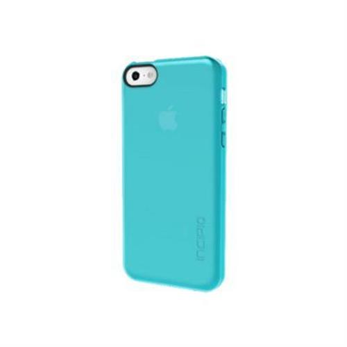 Incipio feather Clear Transparent Ultra light Snap-On Case for iPhone 5c - Clear Turquoise