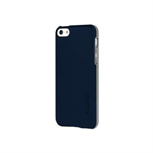 Incipio feather SHINE Ultra Thin Shell with Aluminum Finish Case for iPhone 5c - Navy