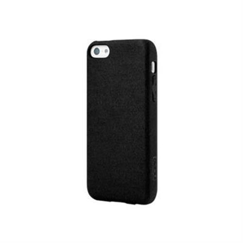 Incipio HYDE Ultra Thin Shell with Textile Finish Case for iPhone 5c - Black