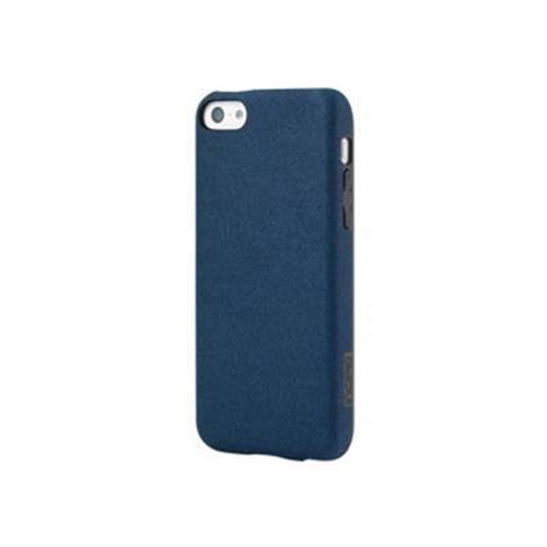 Incipio HYDE Ultra Thin Shell with Textile Finish Case for iPhone 5c - Blue